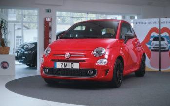 Ποιο είναι το νέο ρεκόρ παραγωγής του Fiat 500; (video)