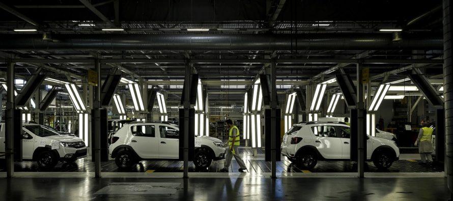 Πού κατασκευάστηκαν 1.000.000 Dacia; (video)