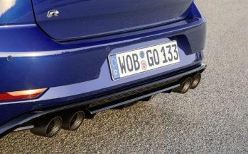 Σύστημα εξάτμισης και ενισχυμένα φρένα για το Volkswagen Golf R