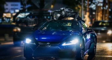 To Lexus LC στην ταινία Μαύρος Πάνθηρας (video)