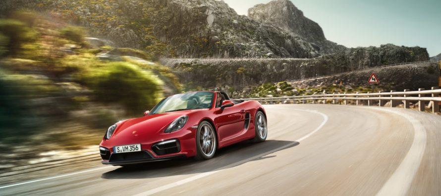 Υπέρβαση ορίου ταχύτητας με Porsche Boxster GTS λόγω αϋπνίας