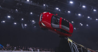 Ρεκόρ Γκίνες για τη νέα Jaguar E-Pace (video)