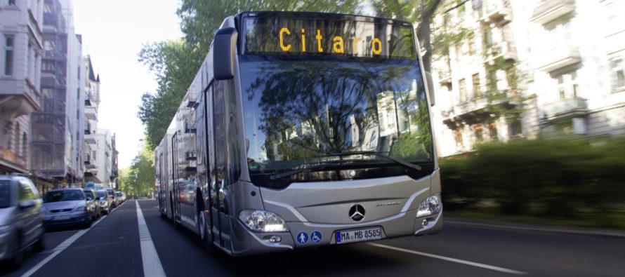 Επόμενη στάση για τα Mercedes Citaros η Πολωνία