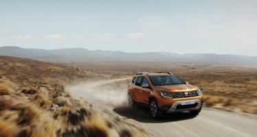 Οι πρώτες φωτογραφίες του ανανεωμένου Dacia Duster (video)