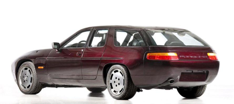 Η Porsche 928 έγινε 40 ετών