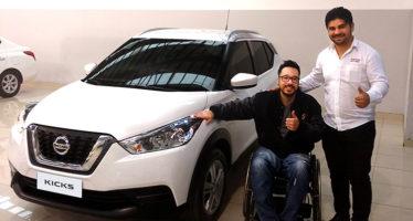 Το Nissan Kicks για άτομα με ειδικές ανάγκες