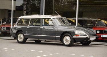 Γνωρίζατε την ύπαρξη του Citroen DS Wagon;