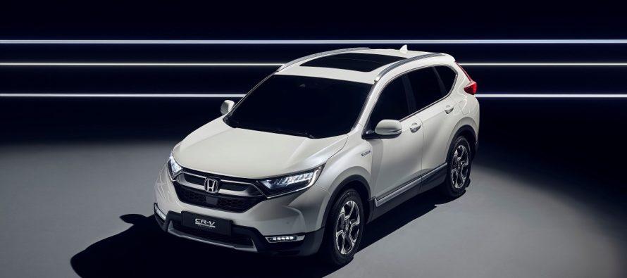 Το νέο Honda CR-V μέσα από την υβριδική του έκδοση