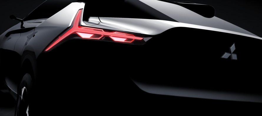 Πρώτες πληροφορίες για το νέο Mitsubishi e-Evolution Concept