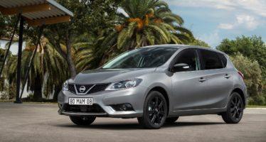 Το Nissan Pulsar αποκτά την Black Edition