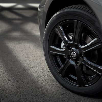New Pulsar Black Edition (with 17-inch alloys)