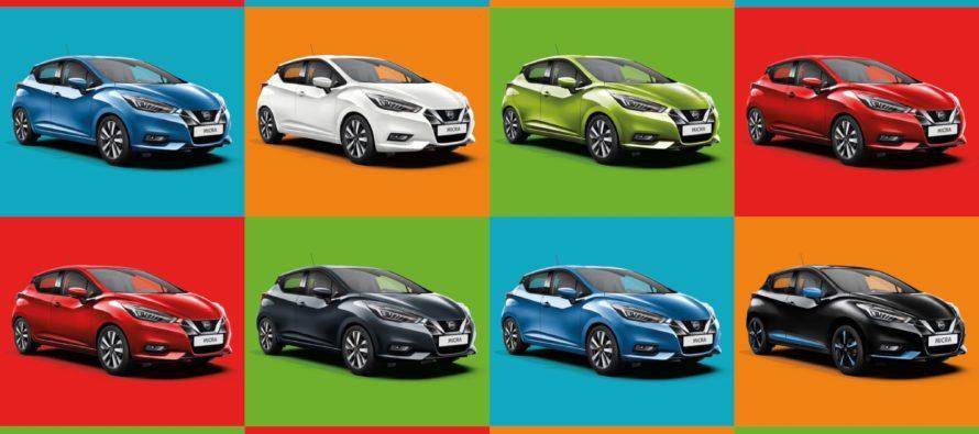 Ταιριάζει το χρώμα του αυτοκινήτου με την προσωπικότητα σας;