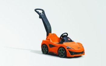 Μια McLaren για παιδιά