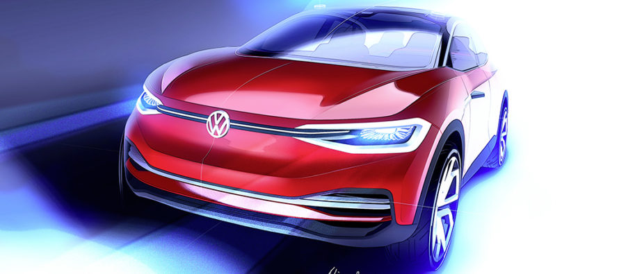 Πιο κοντά στην παραγωγή το ηλεκτροκίνητο SUV της Volkswagen (videos)
