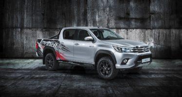 Αήττητο 50 χρόνια το Toyota Hilux