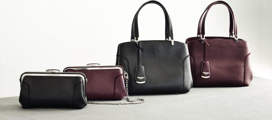 Οι κομψές γυναικείες τσάντες της Bentley