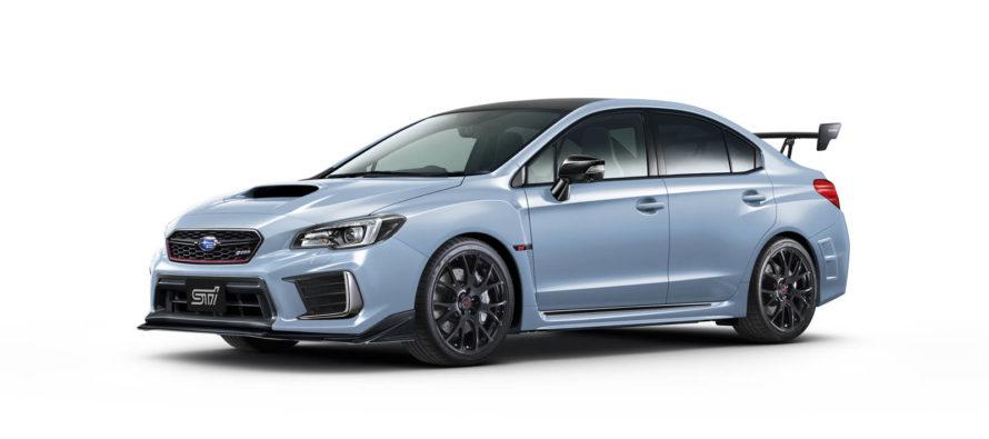 Συλλεκτικό χαρακτήρα θα έχει το Subaru WRX STI S208