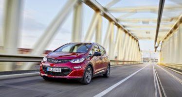 Το Opel Ampera-e διένυσε 750 χλμ. με μια φόρτιση
