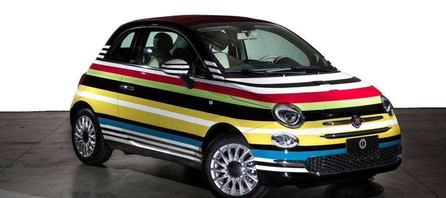 Γιατί αυτό το Fiat 500C πουλήθηκε 50.000 ευρώ;