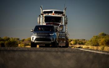 Μπορεί το Land Rover Discovery να τραβήξει 110 τόνους; (video)