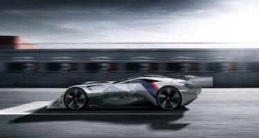 Πατήστε play και οδηγήστε το Peugeot L750 R Hybrid Vision Gran Turismo