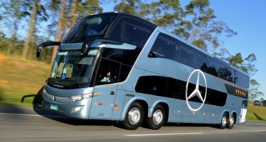 Παραγγελία 72 διώροφων λεωφορείων Mercedes