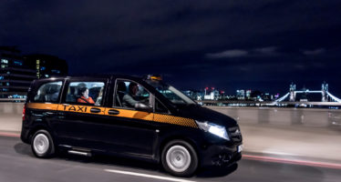 To Mercedes Vito κάνει θραύση ως ταξί