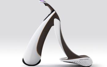 Με το Toyota Concept-i Walk δε χρειάζεται να περπατάτε