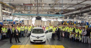 Σε ρεκόρ παραγωγής οδήγησε το Renault ZOE