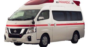 Το ασθενοφόρο και το ηλεκτρικό βαν-ψυγείο της Nissan