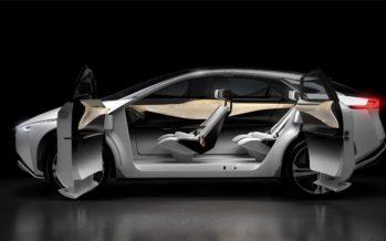 To Nissan Imx Concept ανοίγει τις πόρτες στο μέλλον (video)