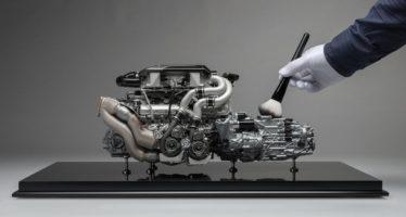 Μπορείτε να αγοράσετε τον κινητήρα της Bugatti Chiron με 7.900 ευρώ