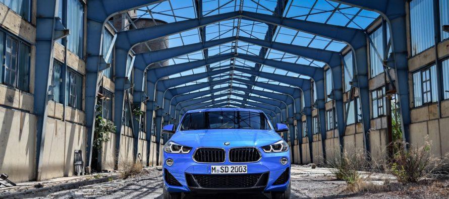 Με coupe αισθητική η νέα BMW X2 (video)