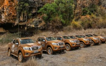 Το Nissan Navara εξερεύνα αρχαιολογικούς χώρους