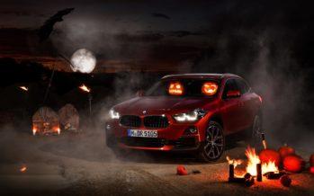 H νέα BMW X2 γιορτάζει το Χάλογουιν