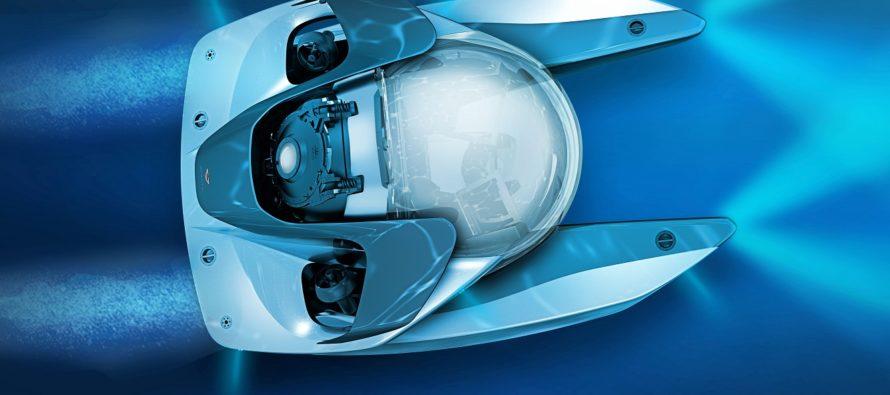 Το υποβρύχιο της Aston Martin