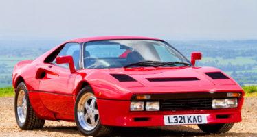 Μια απομίμηση της Ferrari 288 GTO