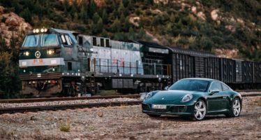 Η εκατομμυριοστή Porsche 911 περιοδεύει στην Κίνα