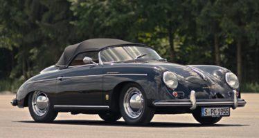 Η Porsche ενισχύει τα φρένα της κλασσικής 356 A (video)