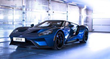Supercar και Supermini για το 2017 τα Ford GT και Fiesta