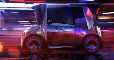 Γνωρίστε το διαφορετικό όχημα REDS