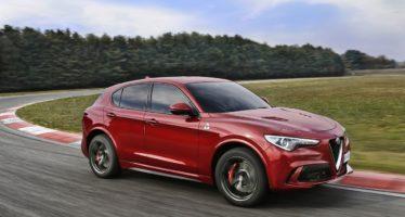 Στο ράλι των πωλήσεων η Alfa Romeo Stelvio Quadrifoglio