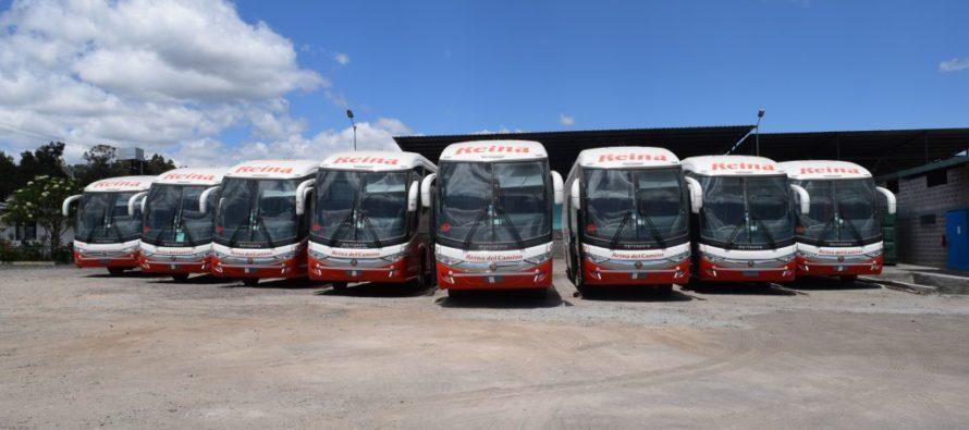 Για το Εκουαδόρ 300 λεωφορεία της Mercedes