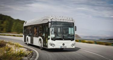 Ετοιμάζεται το ηλεκτροκίνητο λεωφορείο Mercedes Citaro