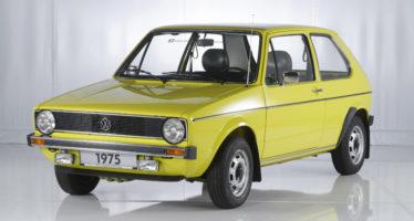 To Volkswagen Golf από το 1975 μέχρι σήμερα (video)