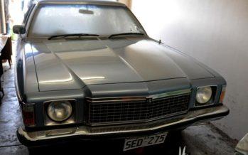 Πώς πάγωσε ο χρόνος για αυτό το Holden Kingswood ΗΖ του 1979;
