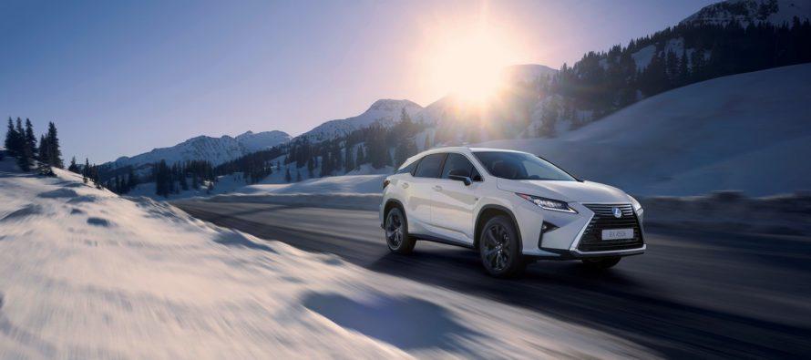 Η νέα έκδοση Sport του Lexus RX