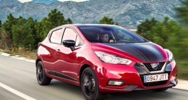 Το Nissan Micra διακρίθηκε στην Ιρλανδία