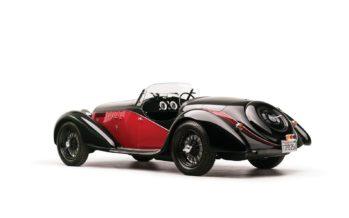 Δημοπρατείται μια σπάνια Alfa Romeo 6C 2500 SS Spider