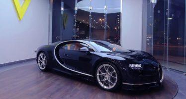 Ευκαιρία, πωλείται μια Bugatti Chiron με μηδέν χιλιόμετρα